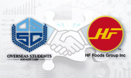 HF FOODS GROUP INC. AND OVERSEAS STUDENT SERVICE CORP. ANNOUNCE STRATEGIC ALLIANCE